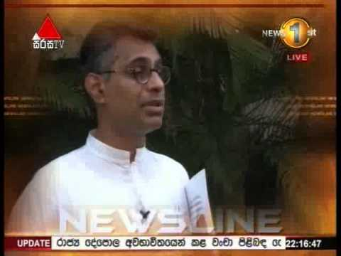 02nd January 2015 - NEWSLINE with Patali Champika Ranawaka