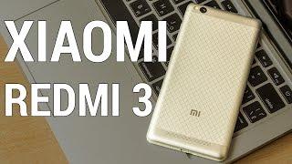 Обзор Xiaomi Redmi 3 - одного из самых удачных бюджетников последнего времени. FERUMM.COM