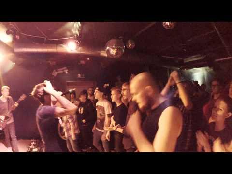 Burning Down Alaska - Savior - LIVE Dresden Novitatis 28.03.2015