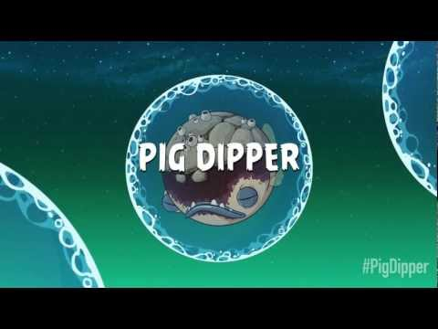Angry Birds Space: Pig Dipper episode out now!