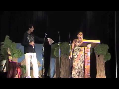Nilanjan (Neel) Sarkar - Live Sacramento  Ca 2009 -  Aaj Rapat...
