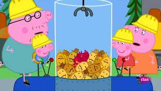 Peppa Pig 2017 English Digger world