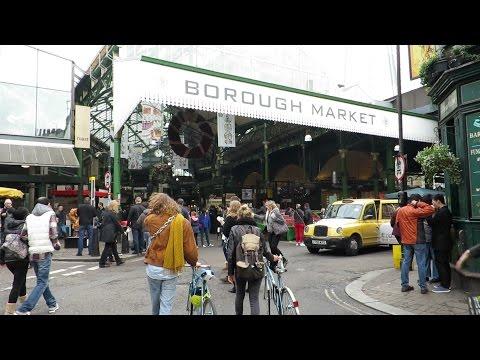 The Best of BOROUGH MARKET @ London Bridge