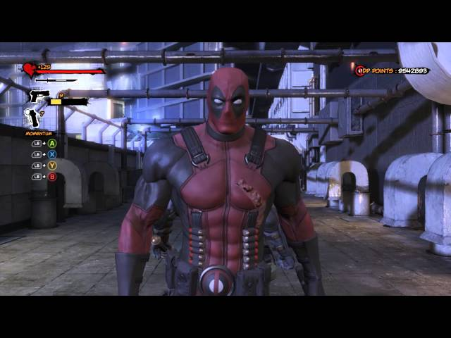 Deadpool - Broll