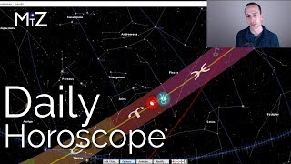 Daily Horoscope Wednesday February 20th 2019 - True Sidereal Astrology