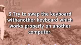 How to Fix Keyboard Problems