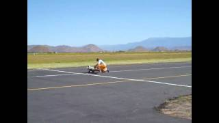 HMM RC Maiden Flight P-26 Pea Shooter.wmv