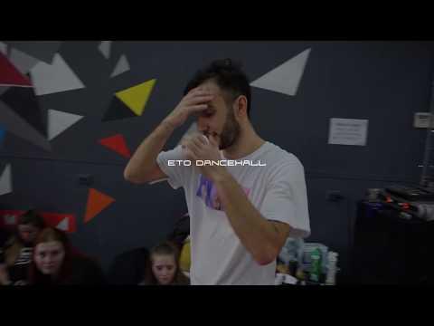 ETO DANCEHALL 2.0 ||| Workshop Илья FootOnFaya