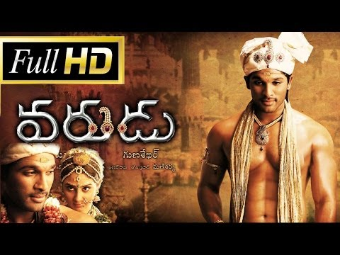 Varudu Full Length Telugu Movie || Dvd Rip.. video