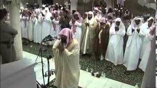 Makkah Tahajjud 1434 Night 21 Witr sudais dua