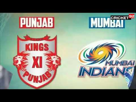 MI vs KXIP Match Highlights IPL 2018