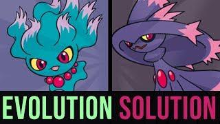 An Evolution Solution: Misdreavus or Mismagius?