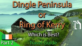 Drive the DINGLE PENINSULA  | Things to do in DINGLE| Ireland (2of2)