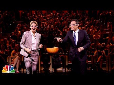 Pumpkin Time Bomb with Shailene Woodley