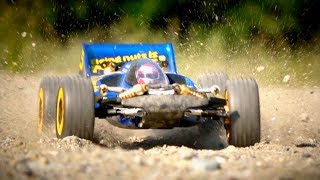 Tamiya AVANTE in Action!  Being nuts is NEAT!