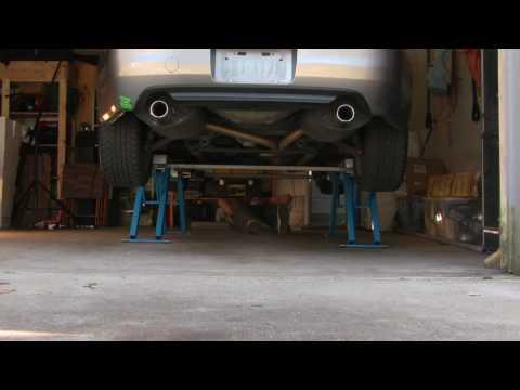 Portable Car Lift Unboxing & Review Part 2 - EZCarlift