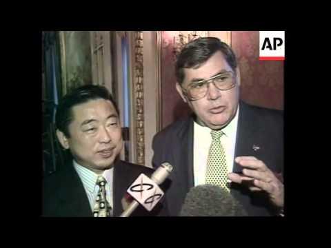 USA: GENERAL MOTORS & SHANGHAI GM SIGN 200 MILLION DOLLAR DEAL
