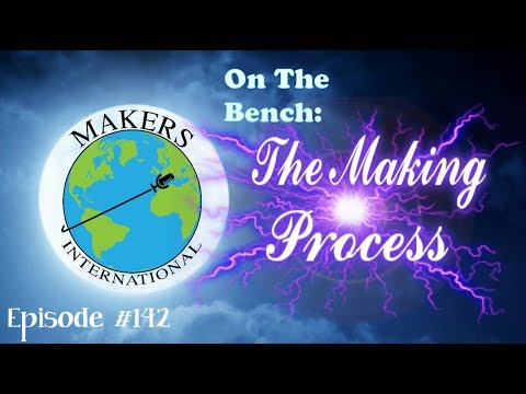 On The Bench - EP #142 Makers International
