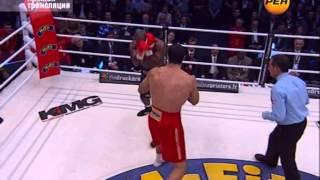 Владимир Кличко vs. Жан-Марк Мормек