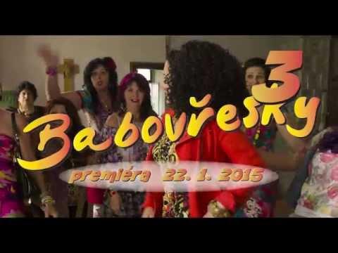 Babovresky 3 - v kinách od 22. januára 2015 - teaser