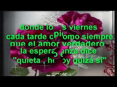 La Oreja de Van Gogh - Rosas (Letra)
