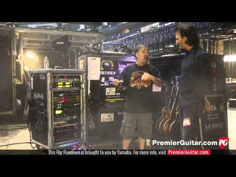 Rig Rundown - Def Leppard's Phil Collen, Vivian Campbell, & Rick Savage (2014)