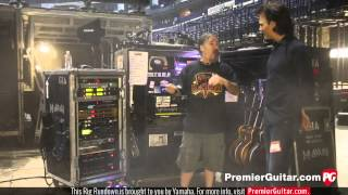 Rig Rundown - Def Leppard's Phil Collen, Vivian Campbell, & Rick Savage (2014)