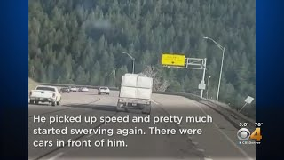 Drivers Believe They Saw Semi Driver Swerving Before Crash