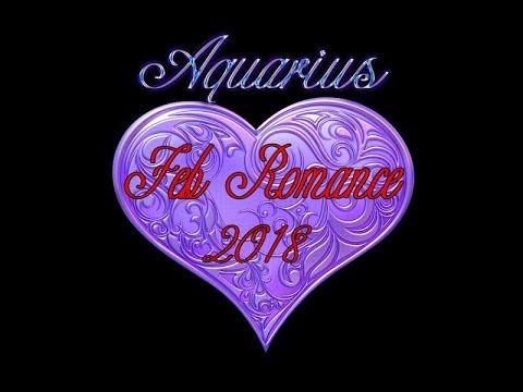 AQUARIUS GENERAL LOVE FORECAST FEBRUARY, 2018