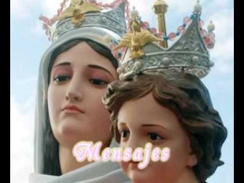 Mensajes – María del Rosario de San Nicolás