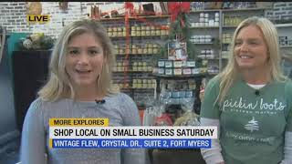 Where to shop locally for Small Business Saturday