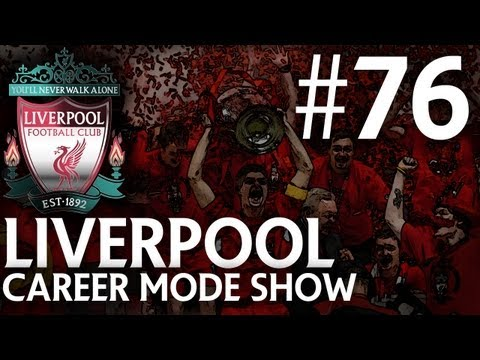 FIFA 13 LIVERPOOL Career Mode #76 v EVERTON (manual & legendary)