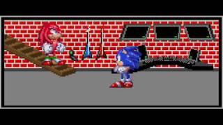 Sonic the hedgehog Wazz up