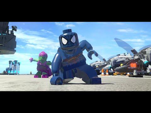 LEGO Marvel Superheroes - Spider-Man 2099 Mod