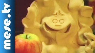 Auguszta és a kukac (gyurmafilm, mese gyerekeknek)