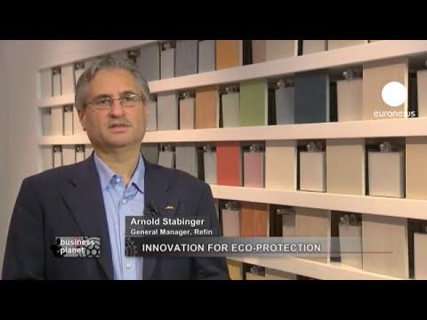 euronews business planet - Innovar para proteger el medioambiente