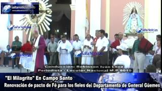 VIDEO: El Milagrito de Campo Santo
