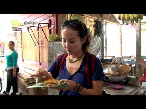 Travel the world - Jo Yeo-jeong, Indonesia(4) #01, Sumatra and jungle entrance to, 조여정, 인