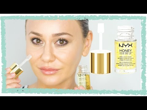NYX Honey Dew Me Up Primer - Get A Golden Glow For Pool Season!