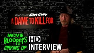 Sin City: A Dame To Kill For (2014) Frank Miller Interview