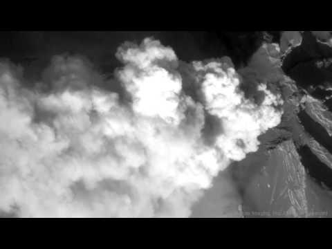 Así se vio la erupción del volcán Calbuco desde el espacio