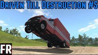 BeamNG Drive - Driven Till Destruction - The Endurodrome #5