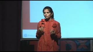 What Volunteering Taught Me: Hajira Khan at TEDxKinnaird