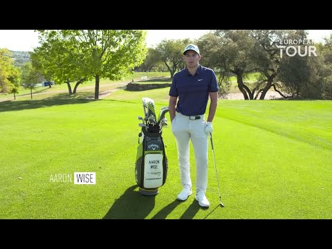 How to hit a draw with Aaron Wise   Callaway Tour Tips