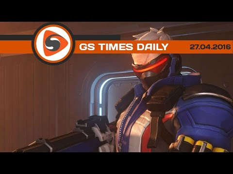 GS Times [DAILY]. Overwatch, Homefront: The Revolution, «Оно»