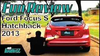 MOBIL TERCANGGIH DIBAWAH 200 JUTA! - Ford Focus 2013 Fun Review | LugNutz Indonesia