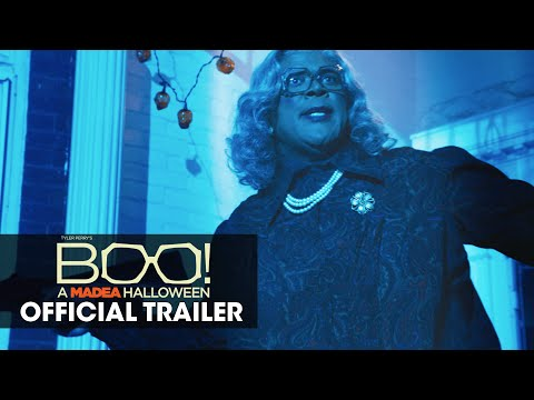 Boo! A Madea Halloween (2016 Movie – Tyler Perry) – Official Teaser Trailer