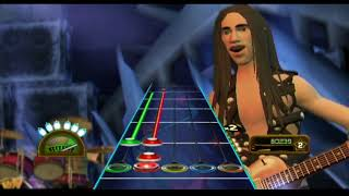 Through the Fire and Flames | Medium | Guitar Hero Smash Hits | 90% Notes hit | 720p60