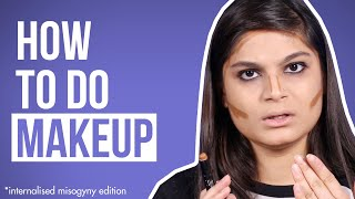 How To Do Makeup Ft. Srishti | BuzzFeed India