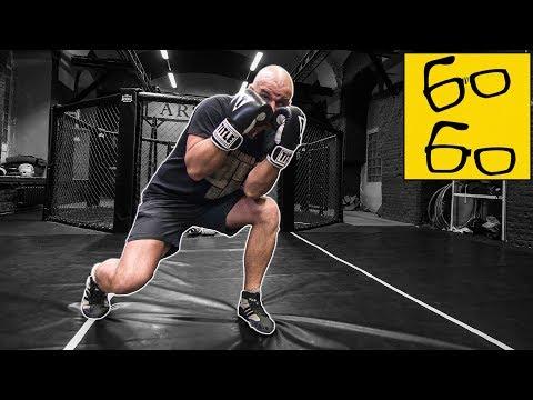 """Стиль бокса Д'Амато """"Пикабу"""" со Шталем — Майк Тайсон и его тренировки, нокаутирующий удар, маятник"""